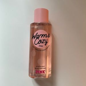 Warm and Cozy body spray